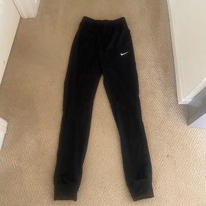 Men's Black Nike Joggers